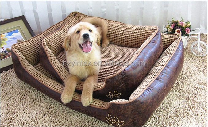 Warm Cozy Small Soft Plush Pet Dog Puppy Small Cat Dog Bed