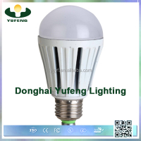 Professional and Leading producer YUFENG LIGHTING e27 12 watt led bulb