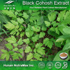 ISO GMP Factory Black Cohosh Extract, Black Cohosh Root Extract, Black Cohosh Powder 20% Triterpene Glycosides