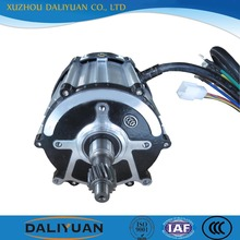 high rpm brushless dc electric motor 8kw brushless