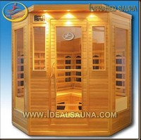 infrared sauna dome& kingstone glass,sauna steam generator,facial sauna
