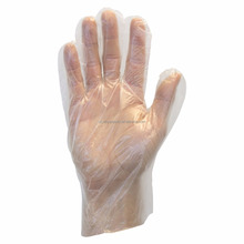 zhangjiagang HDPE Disposable pe gloves for sensitive skin