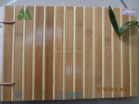 LW-QF005 Bamboo Wall Covering, Bamboo Wallpaper, Natural Bamboo Wallpaper for Decoration