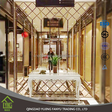 Decorative beveled mirror strips wholesale