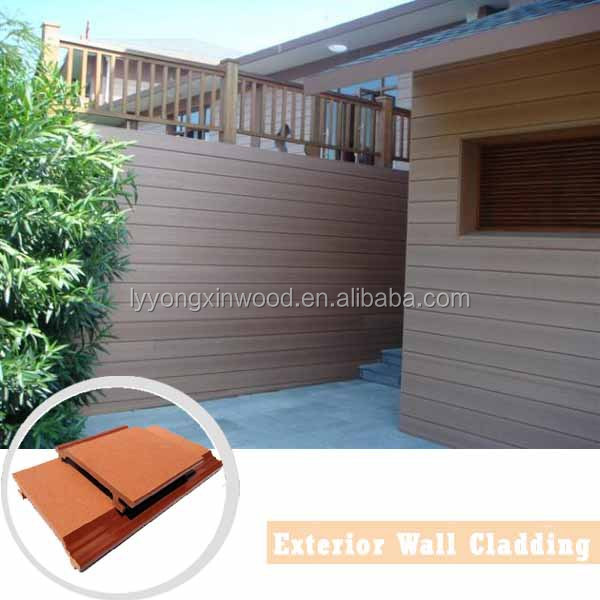 Linyi yongxin factory Outside Furniture WPC Board/Composite decking wpc siding