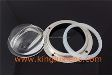 Glass LED lens high quality lower price
