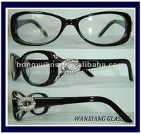 Women Eyeglasses Frame with Diamond