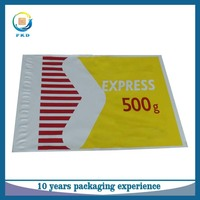 Factory custom seal adhesive poly mailer bag DHL plastic courier bag