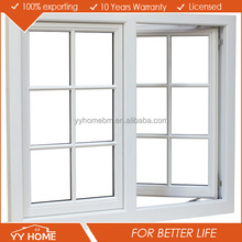 Superb quality aluminium casement window grills design pictures