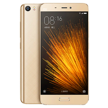 Original xiaomi mi5 pro prime international version cellphone Fingerprint Identification mental body 5.15 Inch FHD Touch
