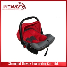 China factory price crazy selling child car safety seat for weight 0-18kg