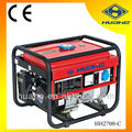 king power gasoline generator yamaha with European socket,single phase 50hz 220v