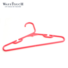 Must Buy Laundry Plastic clothes wire hanger Baby hanger Wholesale for Wet Clothes