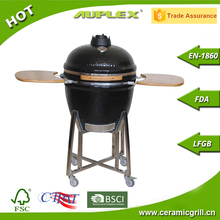"Home and Garden Cooking 23.5"" Ceramic Barbecue Grill Korean BBQ Grill"