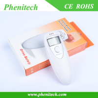 Drive Safety Digital Alcohol Breath Tester