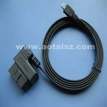 Gps tracking by phone Car Diagnostic OBD2 Cable