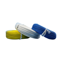 UL3320 High voltage silicone rubber braid insulation electrical wires