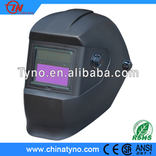 ABS Material flip up welding helmet With CE E175 EN379 / ANSI Z87.1 CSA Z94.3 AS NZS1337.1 Certification