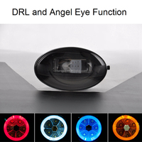 2016 New Products Auto Parts Drl Daytime Running 18w Led Fog Light/fog Lamp/car Driving Light