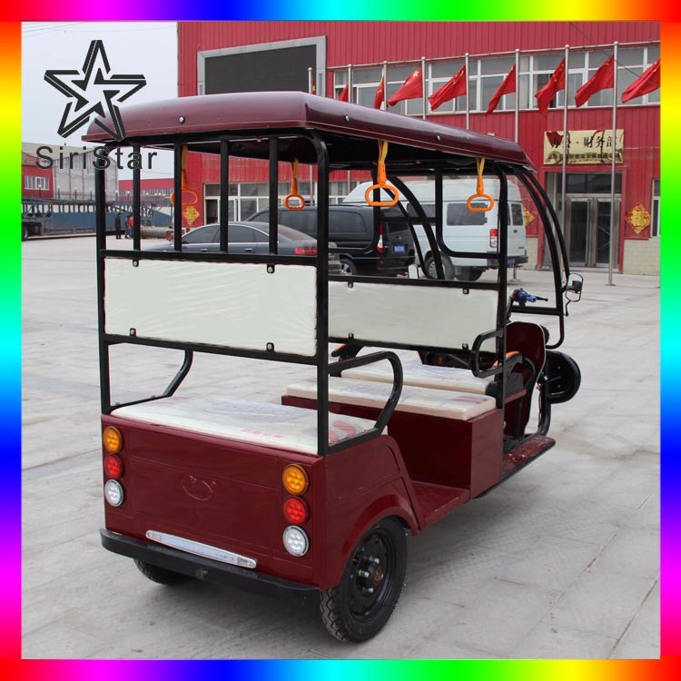 New design auto rickshaw electric tricycle adult Venus-SRAKA9