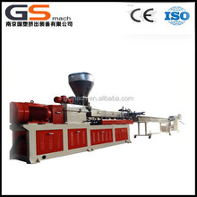 Plastic production line equipment for recycled PET for recycled plastic material