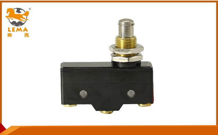 Lema wholesale LZ15-GQ-B terminal mini lever latching solder terminal high temperature z-15gq-b electric micro switch
