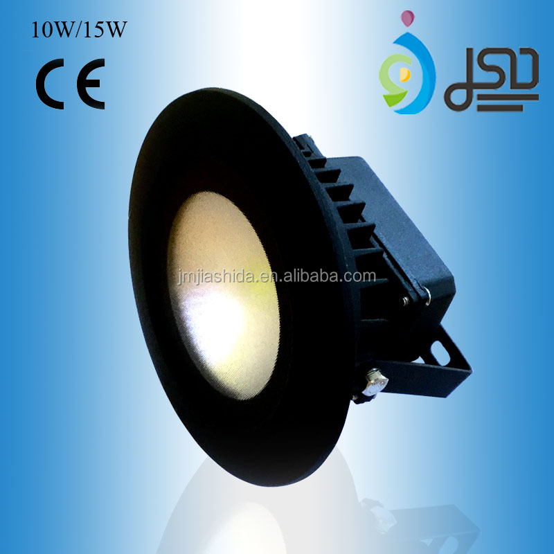 10W COB LED Frosted Black Color <strong>Downlight</strong> with Higher Quality CE and RoHS Certification for Office Building Project