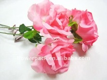 valentim single rosa artificial