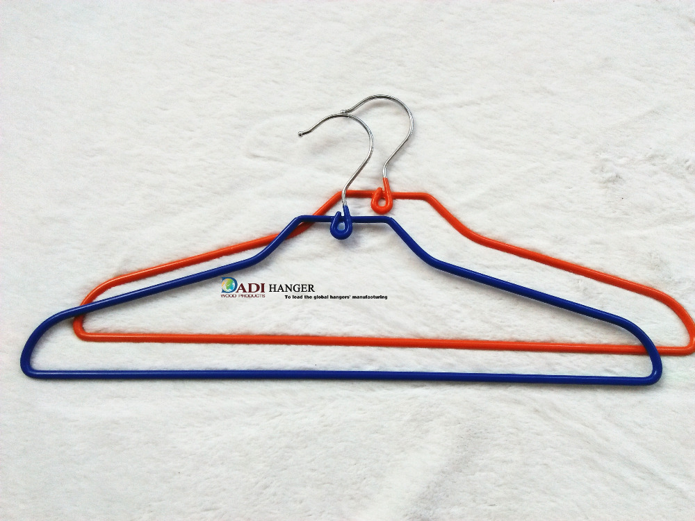 Color PVC coating hanger wire