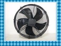 axial fan motors for forced-air cooling unit