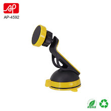 AP-4592 sticky suction cup double steady assurance universal swivel car holder for car front table or windshield