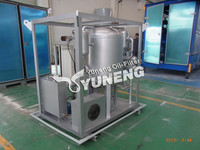 Used Lubricating/lubricants/lubrication/lube oil filtering and purification system, oil filtration and recycling plant