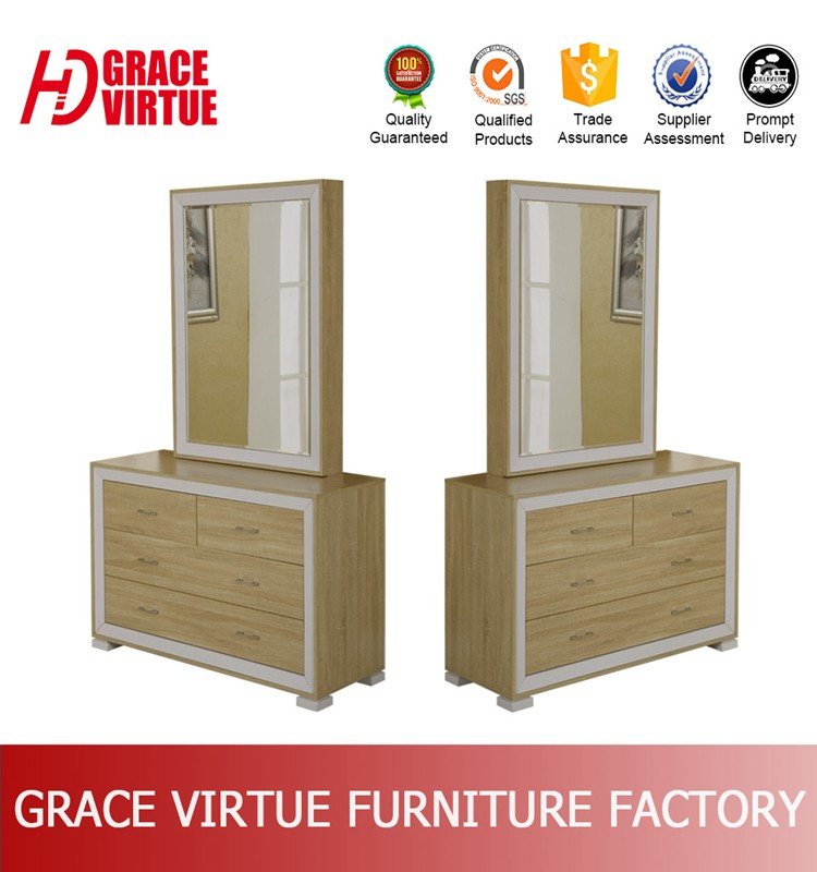 High Quality Hotel particle board dressing table