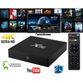 X96 Android 6.0 TV Box Amlogic S905X 4K Smart Media Player cable set top box price 4k ott tv box user manual usb media player