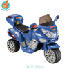 WDHJ9888 Police Battery Operated Motorcycle/ Kids Electric Motorbike Ride On Toy For Toddlers Gmc Seat