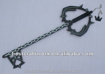 New Style Wooden Swords For Sale Key Blade