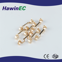 Fashion electrical silver contact point