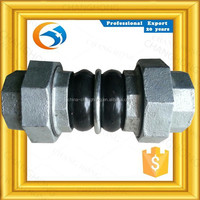 JGD New Model Style pn16 rubber expansion joints for bridges Mechanical Seal