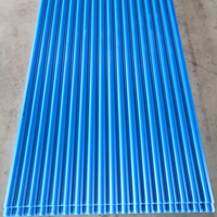 long span roofing sheet corrugated plastic roof panels