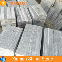 First Choice Grey Granite Wall Coating, Very Straight Wooden Vein Granite