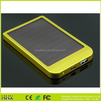 hottest solar mobile phone charger solar power bank charger solar charger for mobile phone