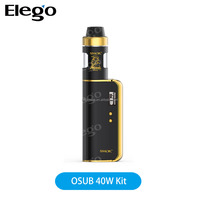 Best quality 100% Original SMOK OSUB 40W TC Starter Kit with Magnetic battery cover