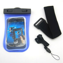 2014 newest Universal Waterproof Diving Plastic Case For iPhone Smartphone Device