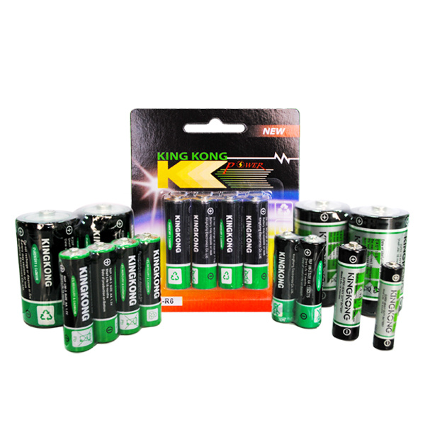 High quality 1.5v R14P C UM2 Carbon dry battery