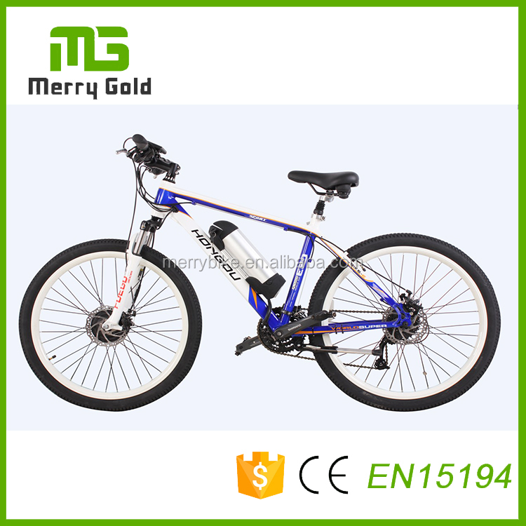 2017 36v 250w LCD Display Cheap fast Motor Electric mountainbike