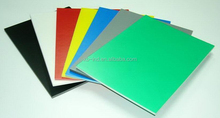 600*1200mm layered engraving ABS double color sheet,ABS plastic sheets
