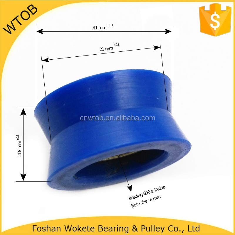 Sliding Door Hanging Wheel V Groove Roller