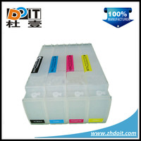 compatible for hp80 long refillable ink cartridge for hp designjet 1050c printer
