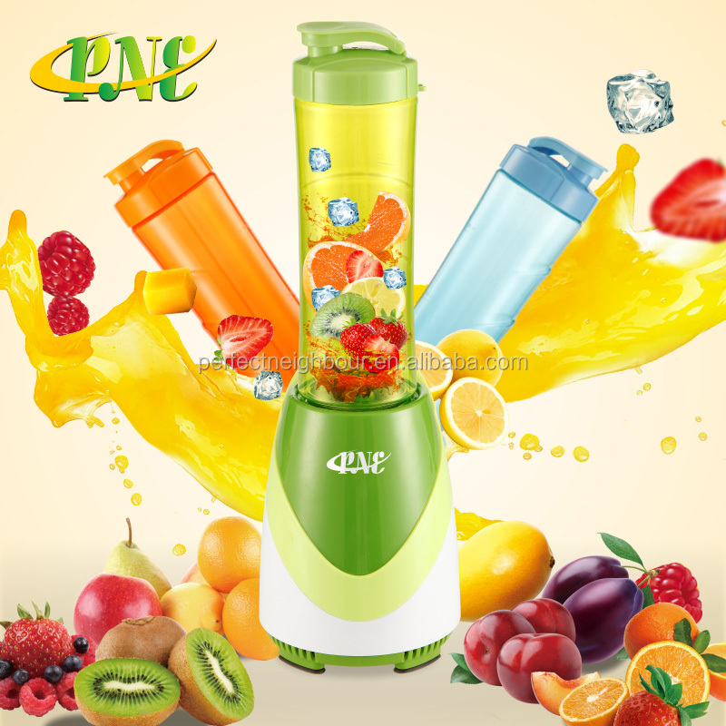Hot-sale Multi-functional Small Kitchen Electrical Household Appliance 0.6L Shake N Take Mini Travel Blender