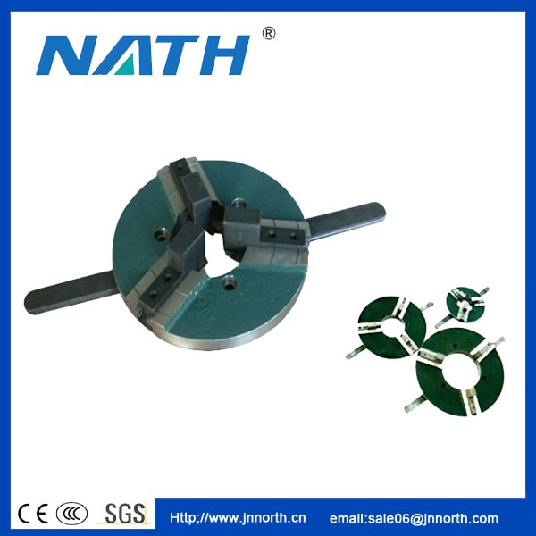3 jaws high quality lathe chuck and factory price